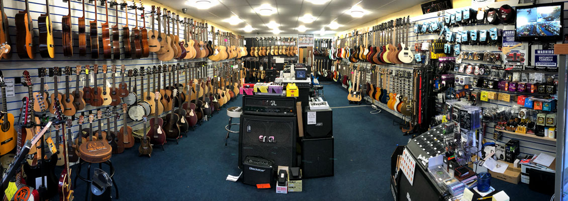 Intersound Guitars | The Biggest Little Guitar Shop in the